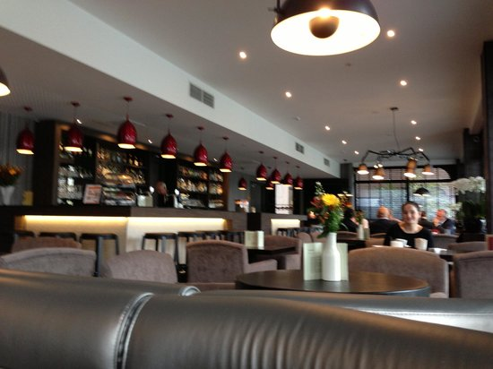 Bar picture of hotel golden tulip amsterdam west amsterdam