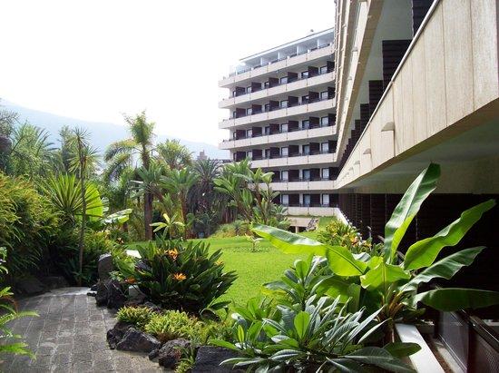 Hotel Puerto de la Cruz: Area esterna 2