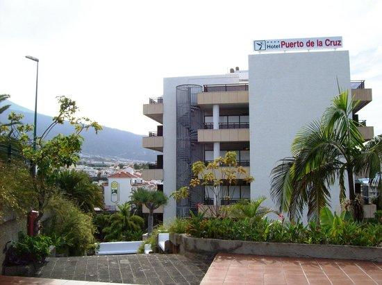 Hotel Puerto de la Cruz: Area esterna 1