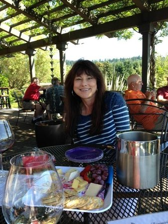 A Nose For Wine Tours : Marie Gunton
