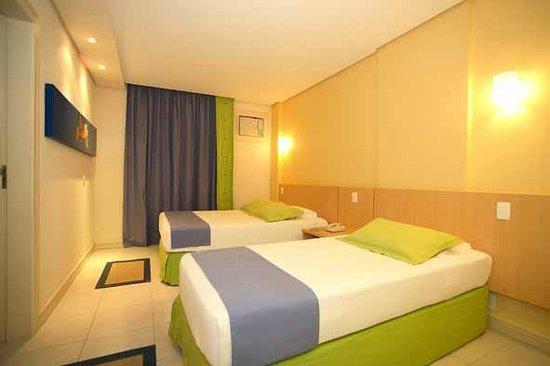 Praiatur Hotel Florianopolis: quarto superior