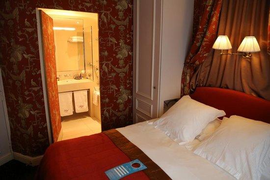 Hotel De Buci by MH : Bedroom