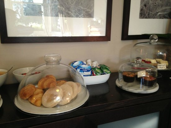 Ardmor House: Breakfast