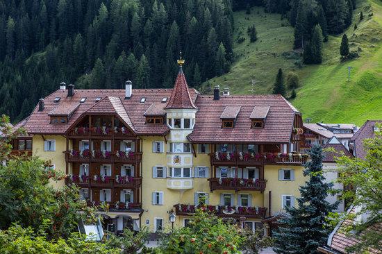 Hotel Corona Krone: Hotel Corona