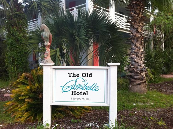The Old Carrabelle Hotel: Wonderful