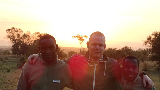 Ubuntu Camp, Asilia Africa: Fantastic Staff