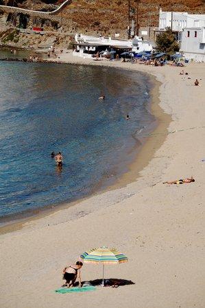 Akrotiraki: Megali Ammos Beach