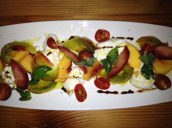 Hock Farm Craft & Provisions: Burrata Salad