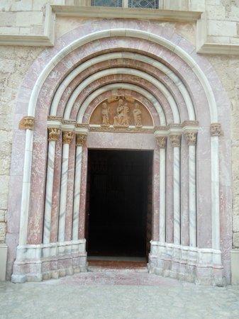 Palau de l'Almudaina : Entrée de la chapelle