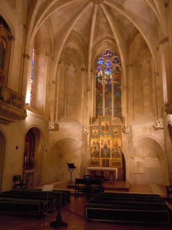 Palau de l'Almudaina : Chapelle