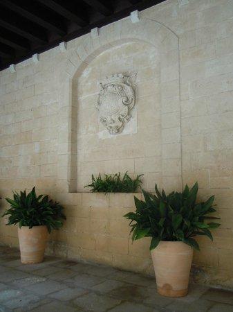 Palau de l'Almudaina : blason