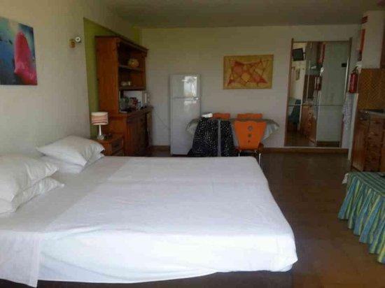 Aparthotel Pinhao: Vista general del estudio