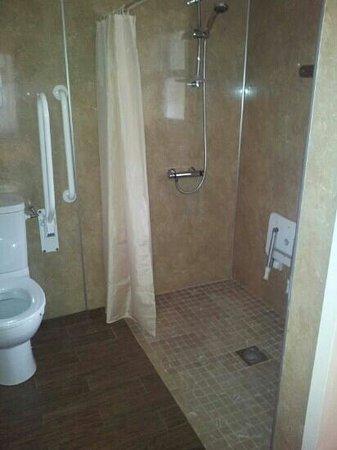 MacLean Guest House : die Dusche