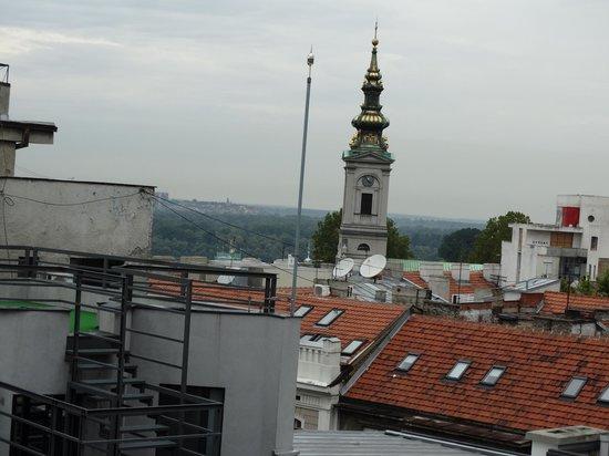 Hotel Palace: центр города, рядом крепость, собор