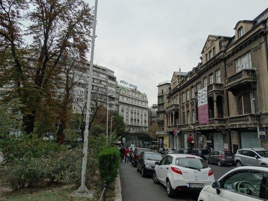 Hotel Palace: центр города