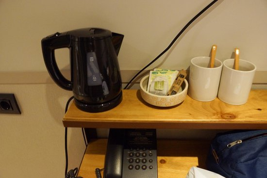 Casa Bella Gracia : kettle