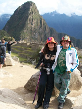 Samay Wasi Youth Hostels Cusco: machu pichu
