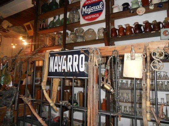 Navarro, Argentina: La barra