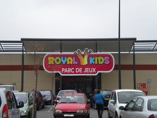 Royal Kids Parc de jeux