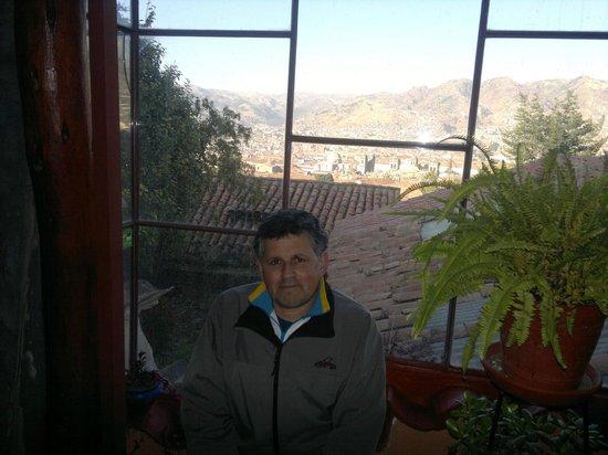 Samay Wasi Youth Hostels Cusco : lugar de desayunos