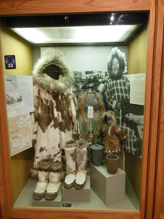 University of Alaska Fairbanks: Great Exhibits