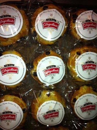 Cafe Boutique Teatro Degollado: los muffins caseros son deliciosos!