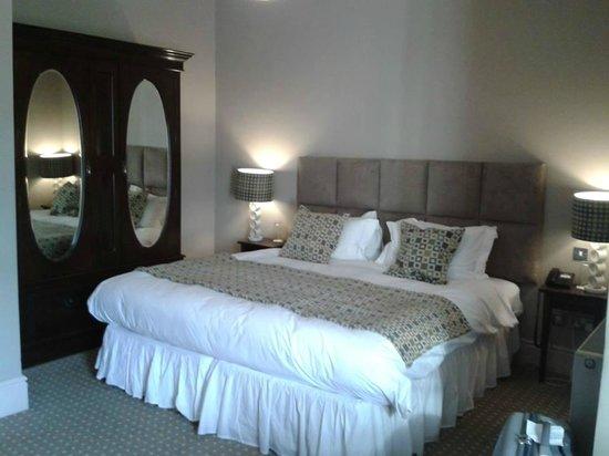 The Cawdor: Bedroom