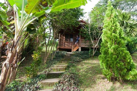 Happy Gecko Resort Bunaken (Cicak Senang): Bungalow at Happy Gecko