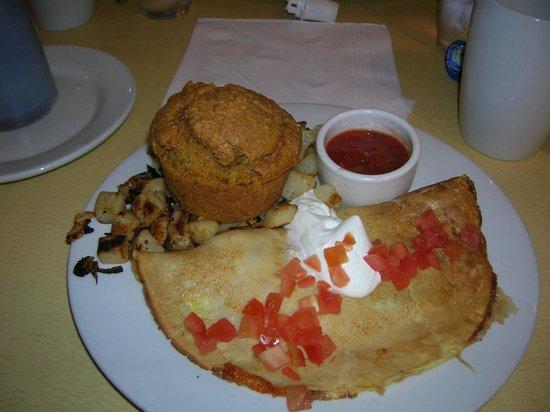 First Watch Restaurant: Key West Crepeggs - First Watch @ Longwood, FL
