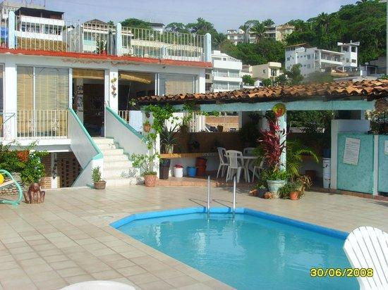 JJ's Suites: terraza y penthouse