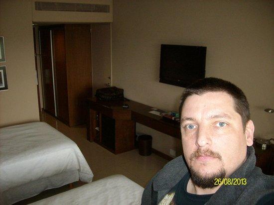 Sheraton Iguazu Resort & Spa: Habitación muy Sheraton