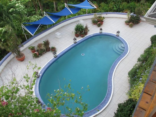 Hotel Mocking Bird Hill: Pool