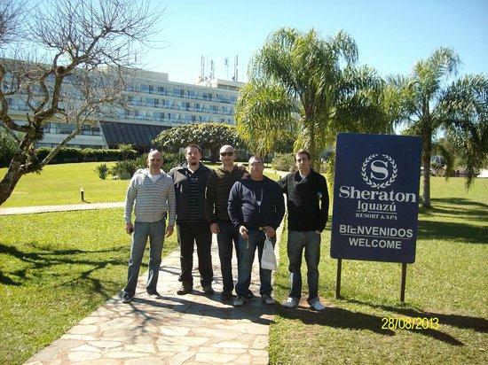 Sheraton Iguazu Resort & Spa: Parques