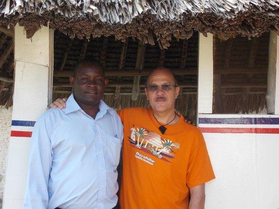 Sentrim Amboseli: Avec Jean-Petit