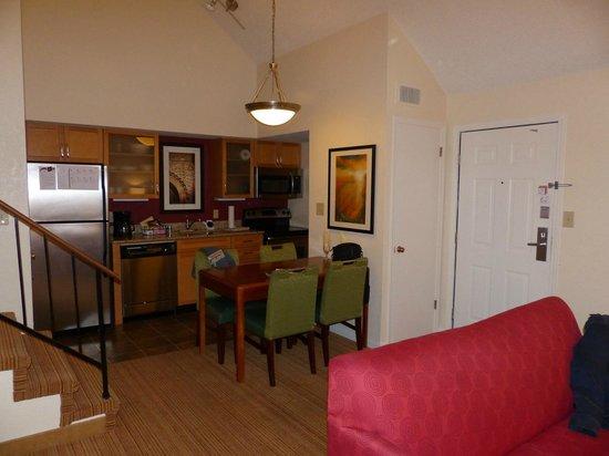 Residence Inn Boulder: Room 1124
