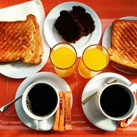 Filoxenia Hotel : Filoxenia breakfast