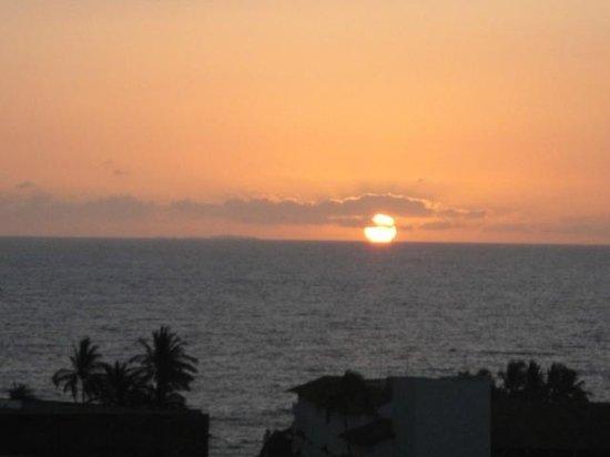 JJ's Suites: disfruta de las puestas de sol desde la terraza