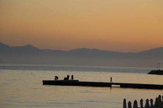 Secret Paradise Hotel & Spa: Beach in Nea Kallikratia