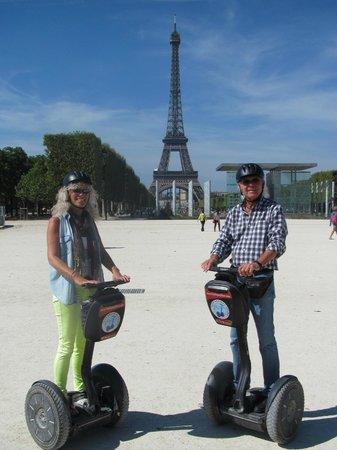 Fat Tire Tours Paris: Segwaying in Paris