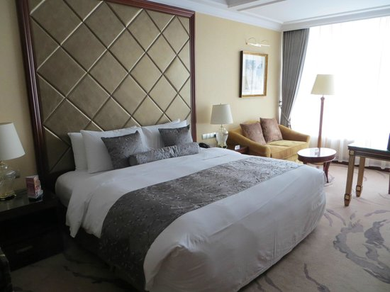 Liaoning International Hotel: Habitacion