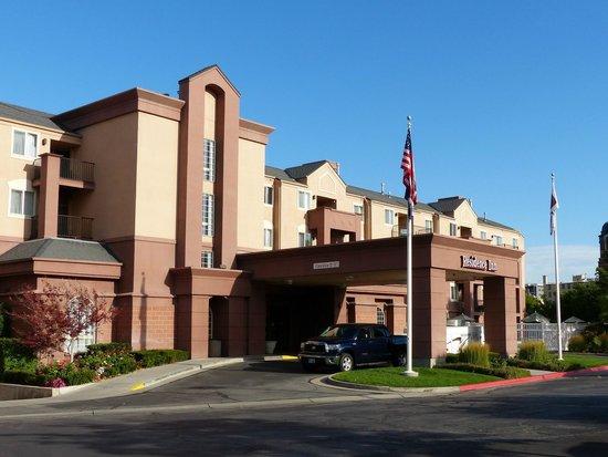 Residence Inn Salt Lake City Downtown : Residence Inn City Center