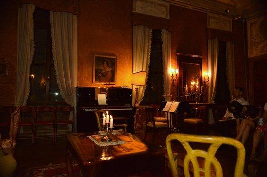 Musica A Palazzo: La soirée