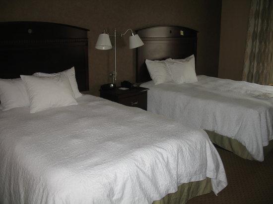 Hampton Inn Ellensburg : The room