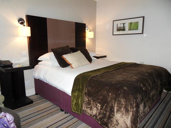 De Vere Staverton Estate: Comfy bed
