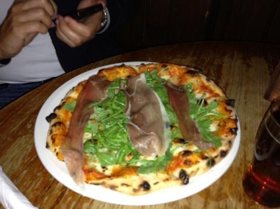 The Libertine: Libertini Pizza