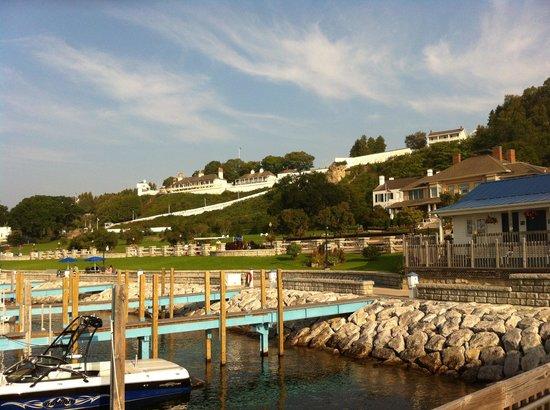 Chippewa Hotel Waterfront: Mackinac Island