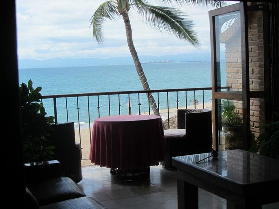 Vallarta Shores: From our 1 bdm 2nd floor room