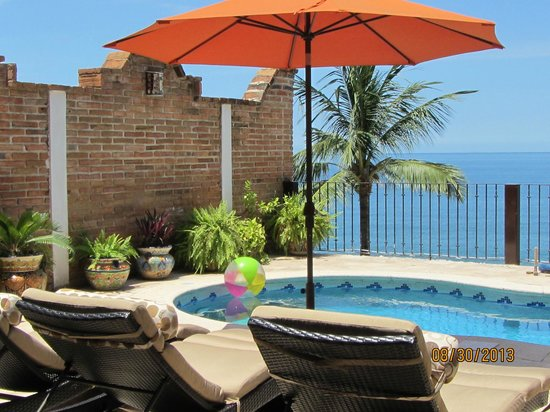 Vallarta Shores : penthouse private pool