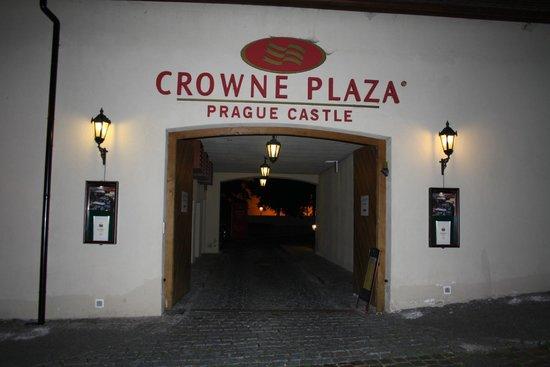 Lindner Hotel Prague Castle: ottimo !