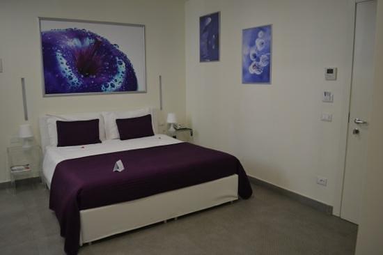 Avenue Hotel: onze kamer
